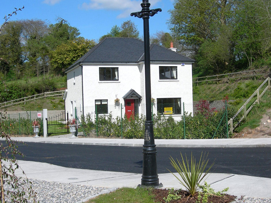 De Vesci Hill Abbeyleix exterior