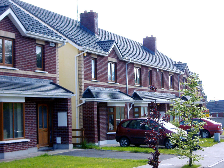 The Old Rectory development Collon county Louth