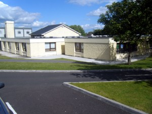 National School Kilcock entrance