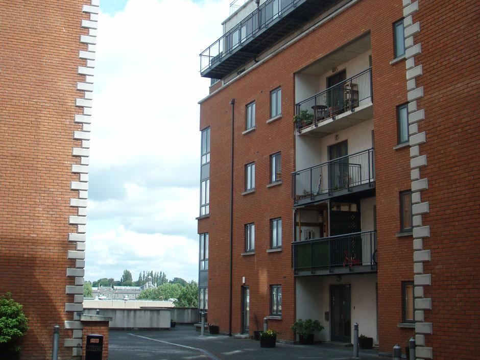 Steeven's Gate apartments Dublin
