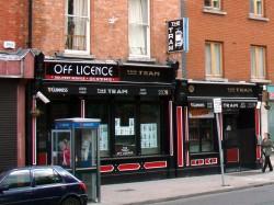 The Tram pub in Dublin 8